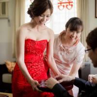 訂婚儀式到底需花費多少時間?新娘別緊張,看完這篇文定真的很簡單!訂婚流程、時間安排這篇都有教~|婚禮懶人包[新秘雨晴SunnyYu]