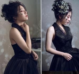 嘉義新娘秘書推薦|嘉義新秘|新娘秘書|新娘髮型|新娘妝容|甜美|夢幻|柔美