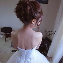 嘉義新娘秘書推薦|台北新娘秘書推薦|內湖新娘秘書推薦|新娘秘書推薦|清新氣質妝感|新娘秘書雨晴|新娘髮型|新娘妝容|結婚造型|白紗|高盤髮髮型