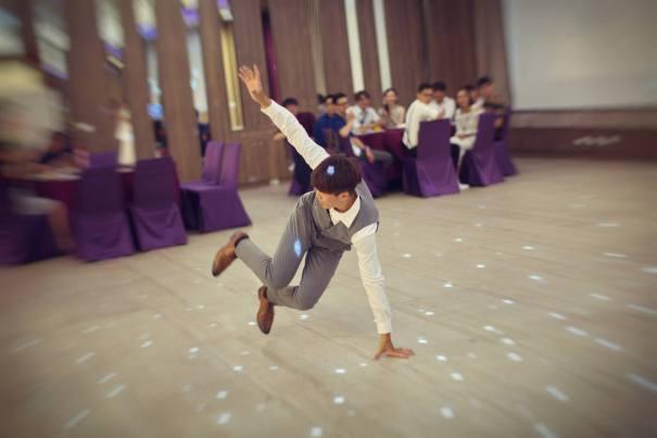婚禮派對|結婚晚宴|新人跳舞|新秘雨晴SunnyYu