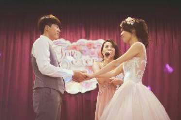 新郎新娘尬舞|婚禮派對|嘉義新秘推薦雨晴|婚禮主持人推薦歐貝貝