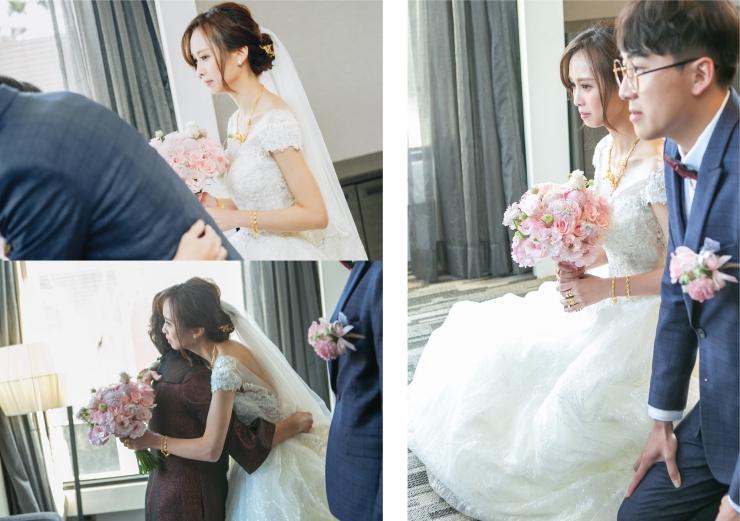 台北新秘推薦|新娘秘書雨晴|婚禮攝影平面紀錄|七囍|GTpeng|結婚拜別|時間安排|結婚流程|伴娘伴郎注意事項