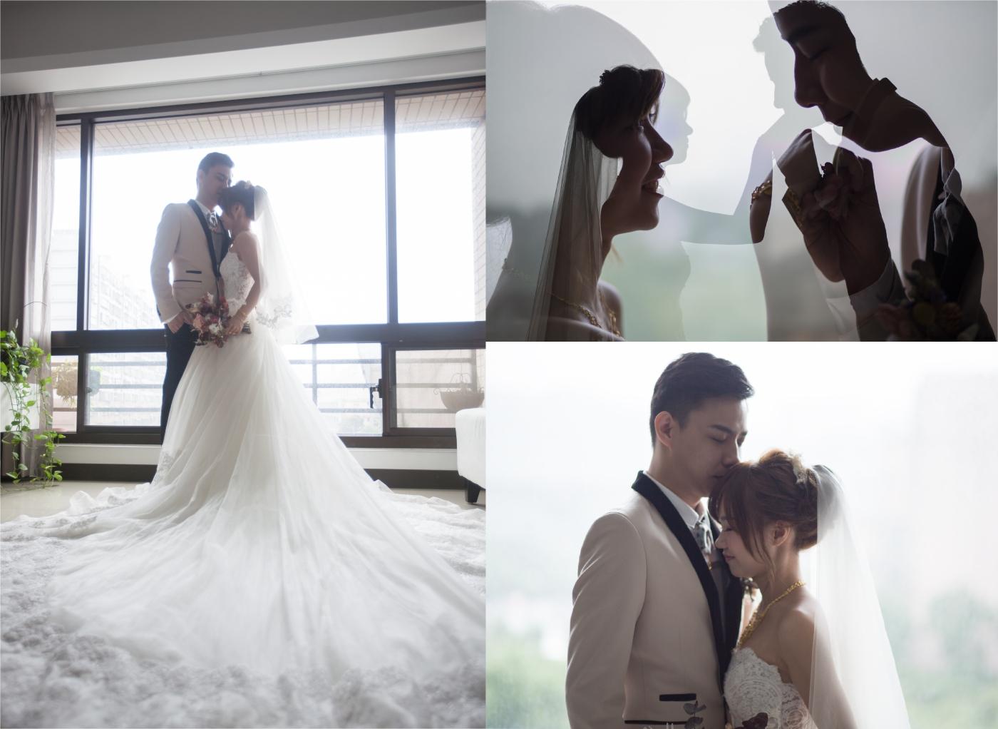 台中婚錄推薦|七囍stuidio|台北新秘推薦|雨晴新娘秘書|新秘雨晴的婚禮