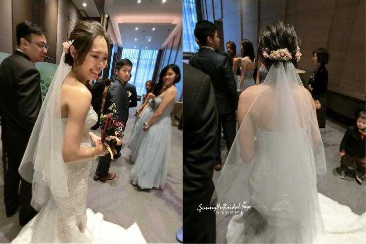 結婚進場1