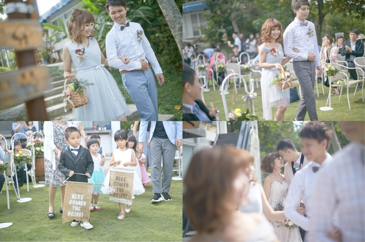 西式證婚流程|戶外證婚流程|婚禮流程|婚禮流程表|西式草坪婚禮|戶外證婚時間|嘉義戶外證婚|嘉義婚佈推薦|憶起幸福|幸福山丘|儐相進場|伴郎伴娘進場|花童進場