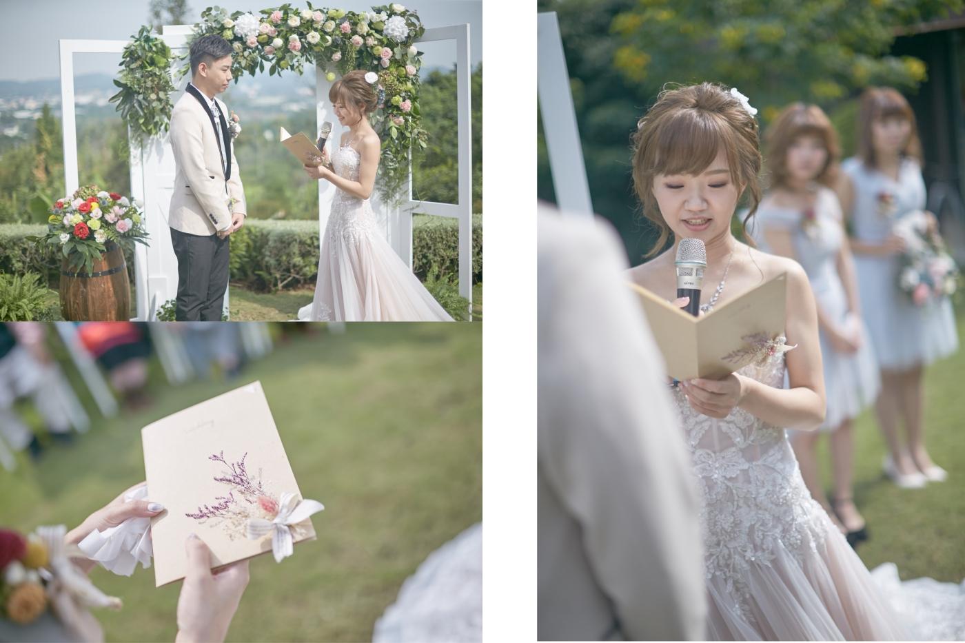 西式證婚流程|戶外證婚流程|婚禮流程|婚禮流程表|西式草坪婚禮|戶外證婚時間|嘉義戶外證婚|嘉義婚佈推薦|憶起幸福|幸福山丘|新人交換誓詞|交換誓言|證婚誓詞