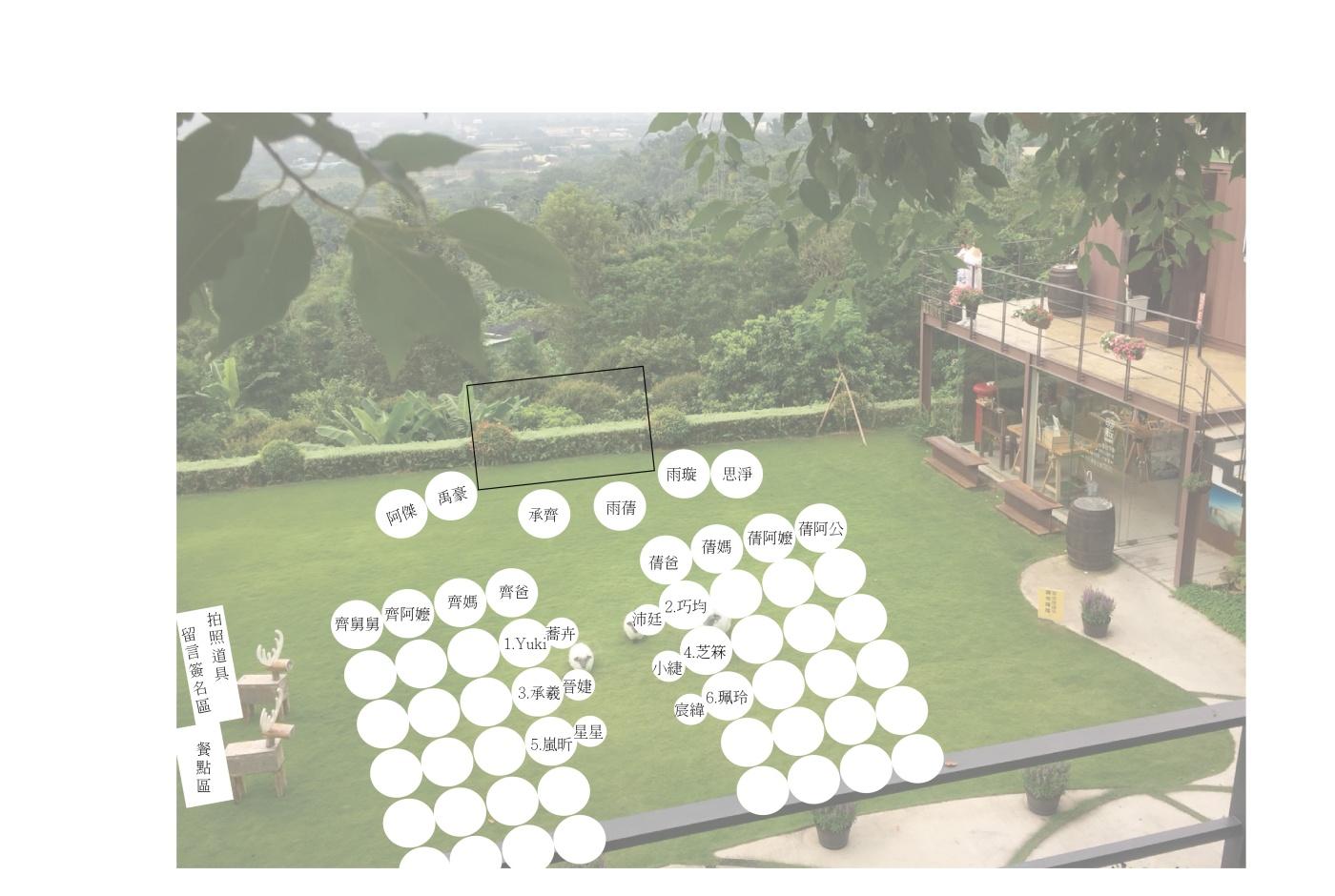 西式證婚流程|戶外證婚流程|婚禮流程|婚禮流程表|西式草坪婚禮|戶外證婚時間|嘉義戶外證婚|嘉義婚佈推薦|憶起幸福|幸福山丘|證婚座位安排
