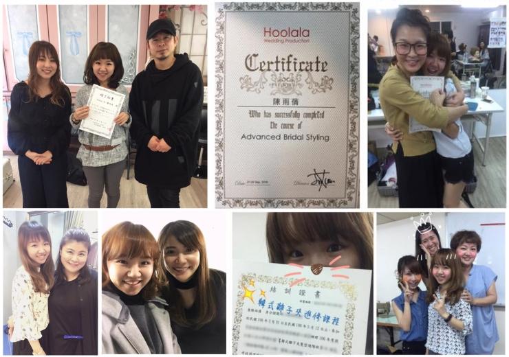 進修老師|香港Hoolala Joe|日本田光中老師|Ginger|Yuki|Angel