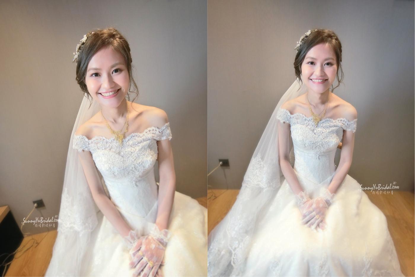 新娘結婚妝1