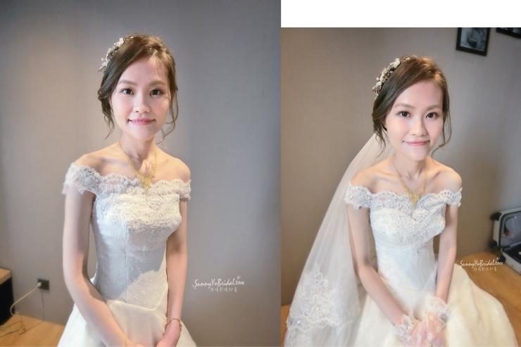 新娘結婚妝2