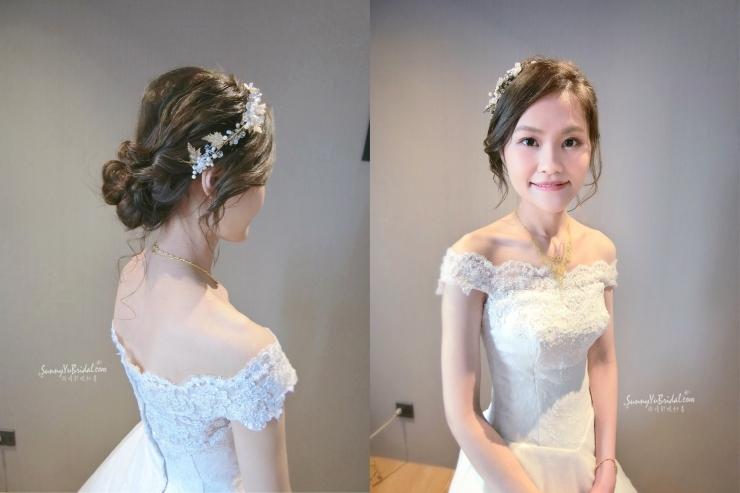 新娘結婚妝3