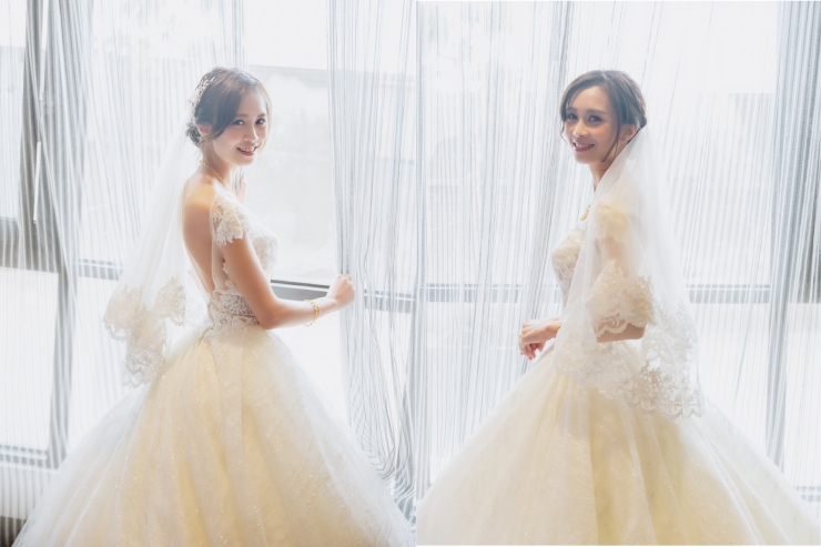 迎娶新娘妝容1