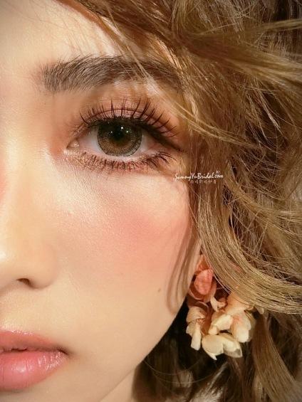 眼妝特寫|新娘秘書推薦|新娘妝髮|東湖新秘