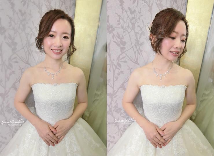 白紗造型2