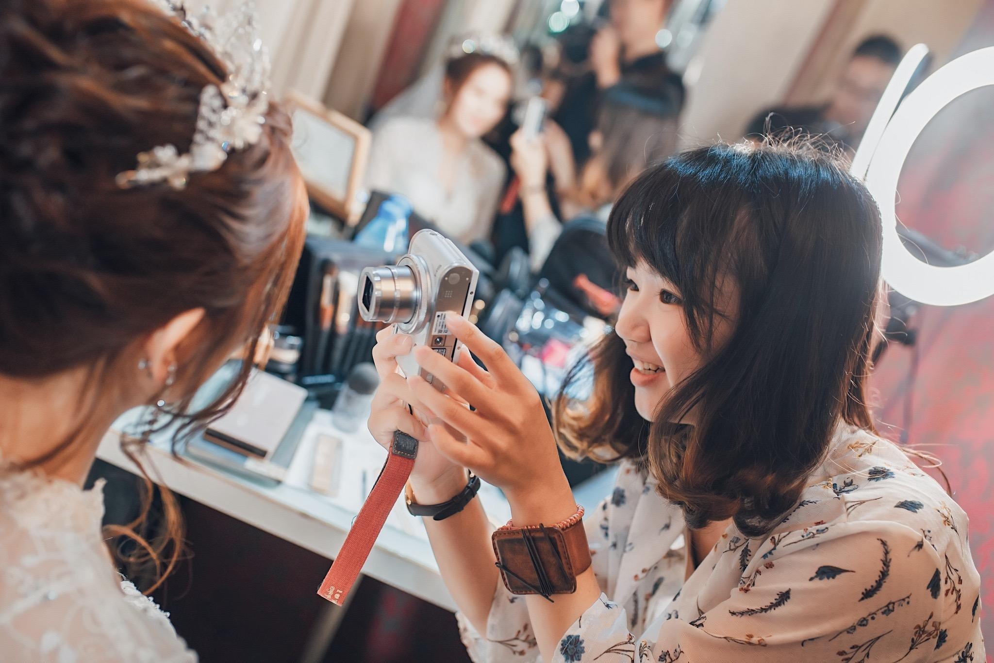 新秘推薦|新娘秘書|台北新娘妝髮|台北婚禮造型師|內湖南港新秘推薦評價|台北新秘雨晴